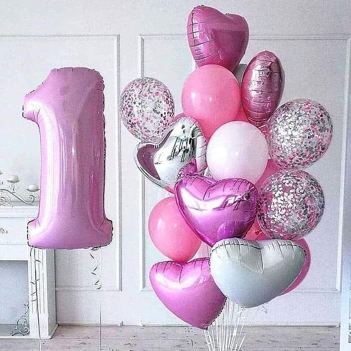 Воздушные шары, радость для детей и взрослых