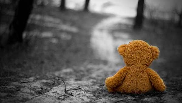 Темнота, одиночество