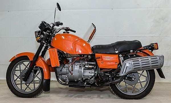 Мотоцикл Модель 7.151
