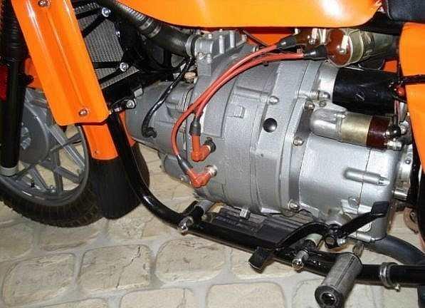 Односекционный двигатель РД-515